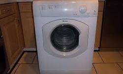 1st come 1st served. Hotpoint TVM570 tumble dryer with