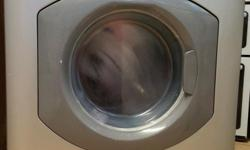 Silver hotpoint vented dryer 6kg excellent working
