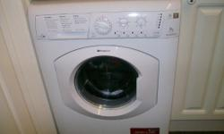 hotpoint washer dryer very good condition it is in