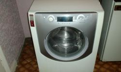 HOTPOINT AQUALTIS WASHING MACHINE MODEL No AQXXQ LCD