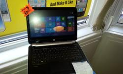 REDUCED From £250 to £190! HP TS11 Touchscreen running