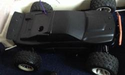 here i have a hpi mt2 nice car good runner just had new