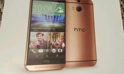 HTC One M8 16GB on Vodafone for sale. Excellent