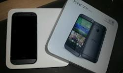 New htc one mini 2 Gunmetal grey Locked to EE New-