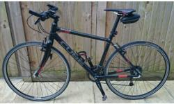 Hybrid Bike Cube SL Road Cross excellent condition.