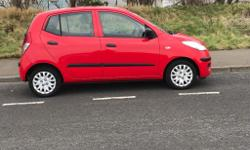 Hyundai i10 Classic in very good condition low mileage