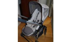 A great pram, easy to fold and lightweight compared to