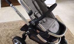 Very popular and stylish iCandy Peach pushchair for