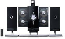 �High-fidelity mini audio system with 4CD / MP3 CD