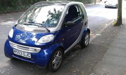 2000 Smart Four Two Passion with genuine low mileage -
