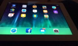 Ipad2 White 16 go good con no scratches on screen full