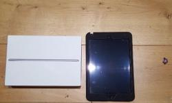 iPad Mini 64 gb up for sale. Almost brand new, and used