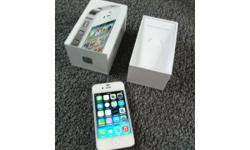 White iPhone 4s ex cond 16 gb EE