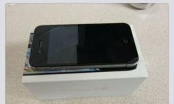 Apple iPhone 4s for sale immaculate unlocked to any