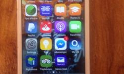 iPhone 5 16gb in good condition and in full working