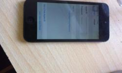 iphone 5 working 02 good condition. Selling because I