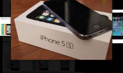 iPhone 5s n excellent condition comes with case box and