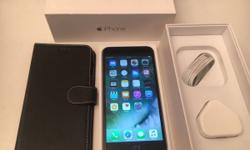 iPhone 6 Plus - 16gb - black Factory unlocked for any