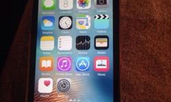 16 gig iPhone for sale crack over camera at back of