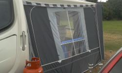 Isabella ambassador awning size 925 cm sale to include