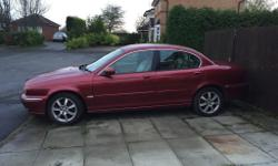 For sale is my well looked after Jaguar X type diesel