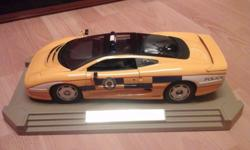 JAGUAR XJ220 LTD EDITION POLICE CAR IN 1/12 SCALE 16