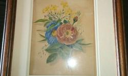 I have a very nice watercolour by Jame Batley, it's