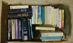 Job lot Books. £6.00 for the lot. Buyer collects from