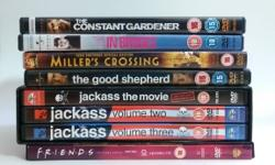 This is a bulk sale of 24 DVDs + 2 extra free (one is a