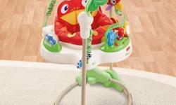 The Fisher-Price Jumperoo is a great alternative to