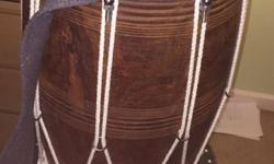 95% kaali taali dhol basically brand new. Very