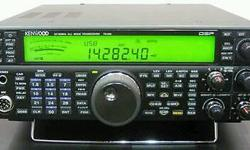 This is my kenwood ts590s in excellent condition only 2