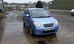 For sale Kia Picanto ICE 1.1 petrol really cheap
