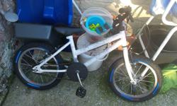 Its in good condition a good bike for a child every