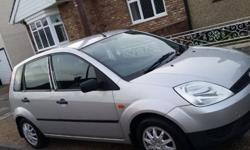 Ford Fiesta 1.4 LX 5dr,12 month MOT,2 owners, 98k on