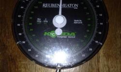 I have for sale my Korda scales in fully working order.