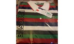 Lacoste polo shirts for sale. For more details call me