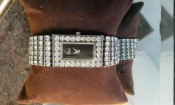 Stunning Ladies Genuine D & G watch mint condition