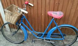 Ladies Vintage BSA Bicycle Any questions please ask