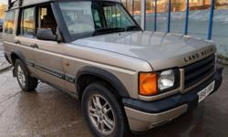 Land Rover Discovery 2 2.5 TD5 GS 5dr (7 Seats)£1,950