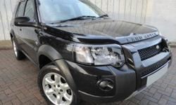 Land Rover Freelander 2.0 TD4 HSE, Diesel, 5 Door, with
