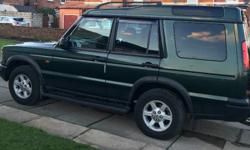 Landrover Discovery II TD5 GS Auto 7 Seater Kenwood DAB
