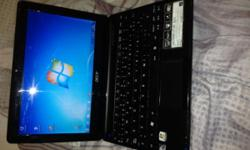 laptop acer aspire one ultrathin,netbook 10.1 inch wide