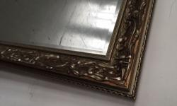 Beautiful large ornate mirror for sale. Looking for