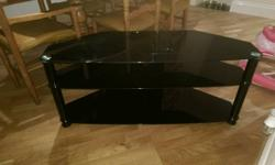 large tv stand excellent condition fits up to 55""