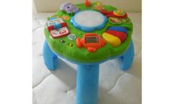 Leap Frog Animal Adventure Musical Learning Table �