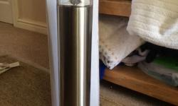 LED Garden Post Lights. Stainless Steel 450mm tall with