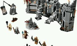 Lego 2 x retired Hobbit sets. Includes in total 16