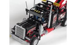 The Ultimate Truck. Lego 8285 service truck Been stored