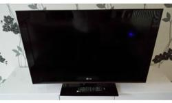 "LG 32"" LCD TV 1080p full HD Freeview Great Condition"